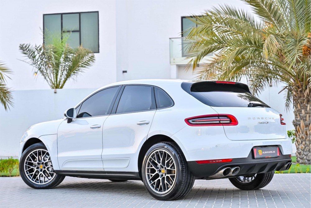 buy approved Porsche Macan S without downpayment