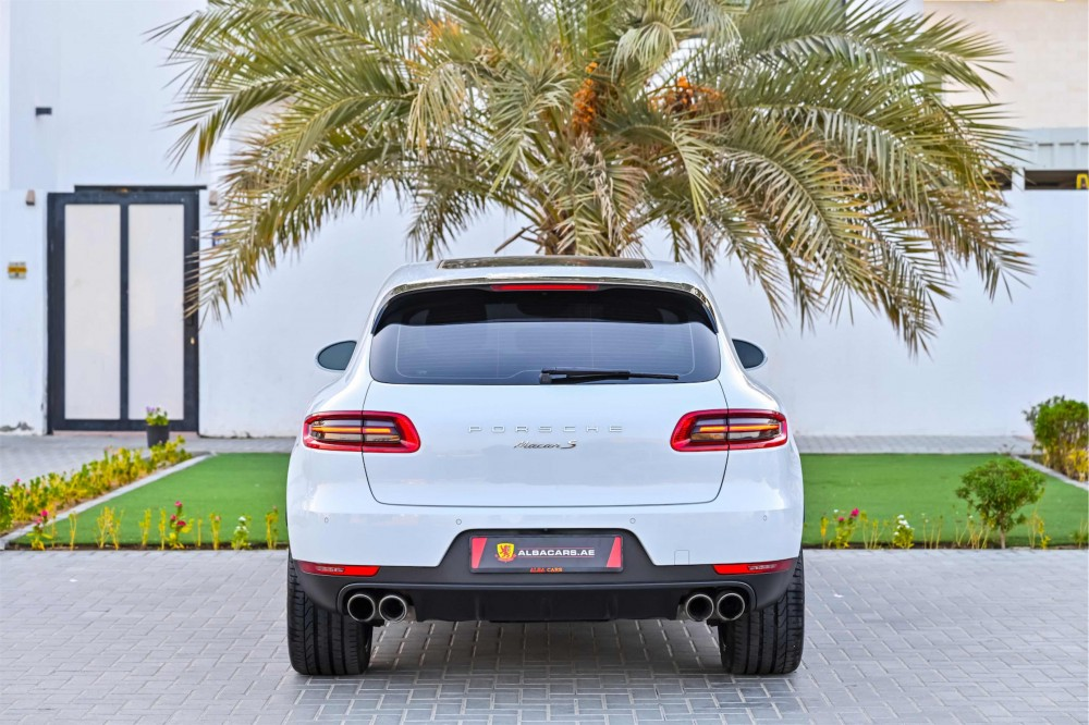 buy certified Porsche Macan S without downpayment