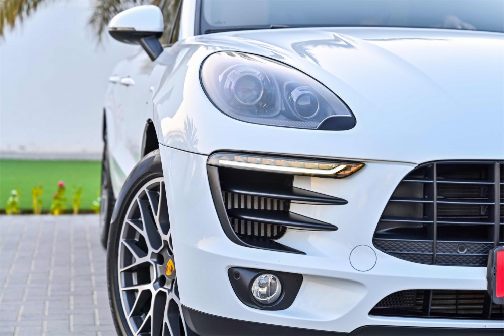 buy second hand Porsche Macan S without downpayment