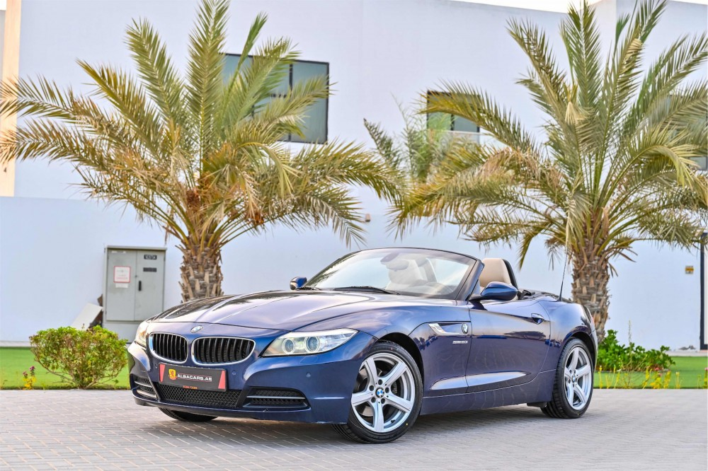 buy second hand BMW Z4 sDrive20i Convertible in Dubai
