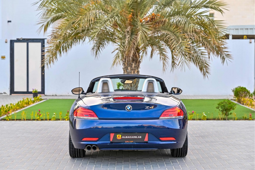 buy pre-owned BMW Z4 sDrive20i Convertible with warranty