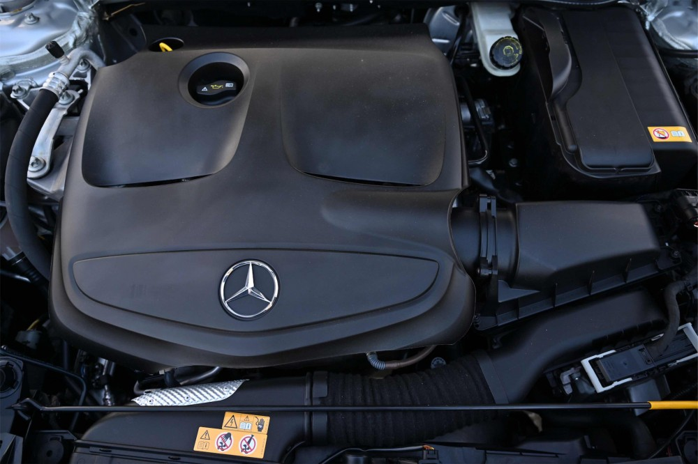 buy approved Mercedes CLA250 AMG without downpayment