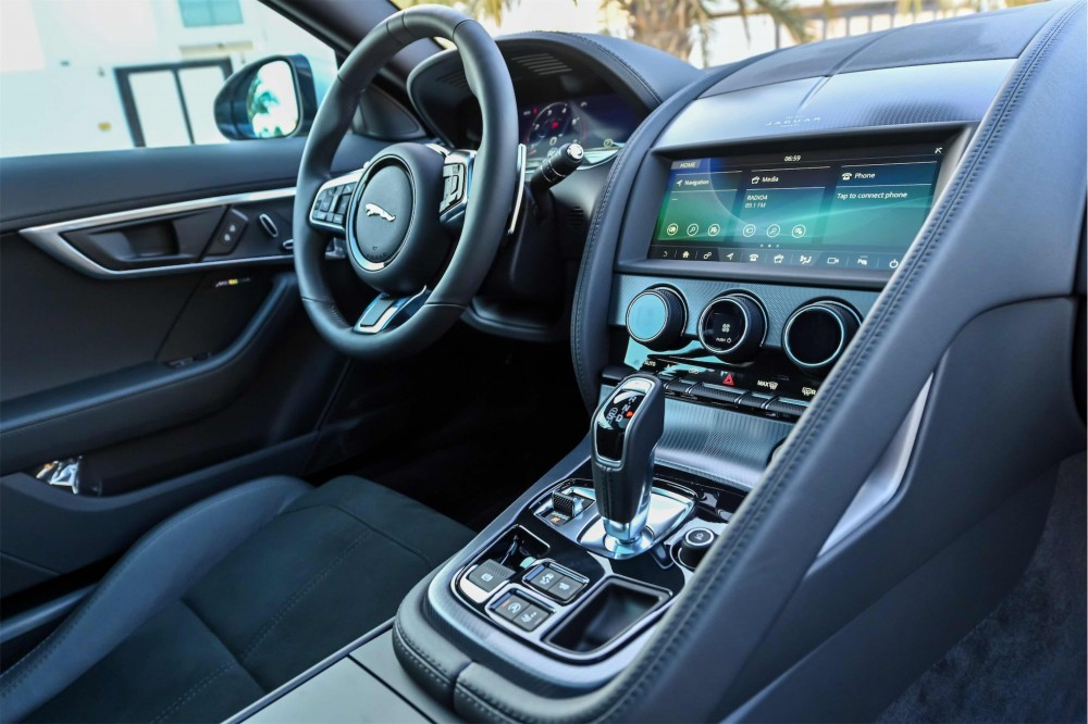 buy used BRAND NEW Jaguar F-Type R-Dynamic without downpayment