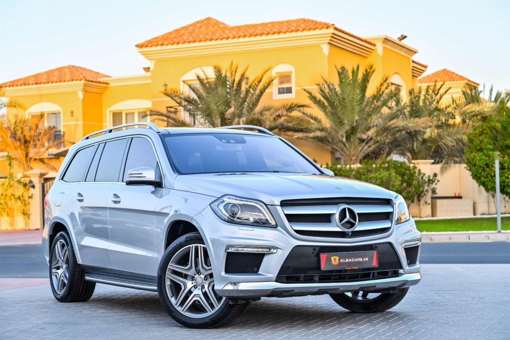 buy slightly used Mercedes GL500 4.7L V8 without downpayment
