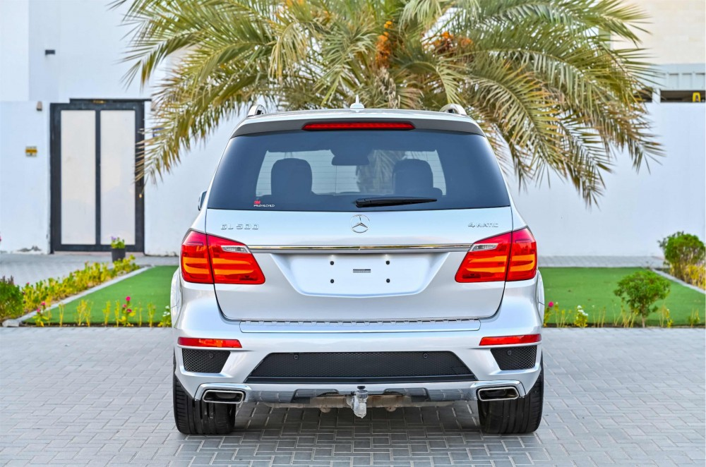 buy used Mercedes GL500 4.7L V8 without downpayment