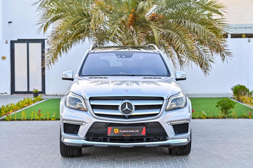 buy certified Mercedes GL500 4.7L V8 with warranty