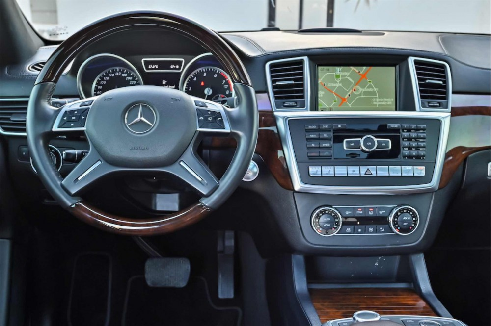 buy certified Mercedes GL500 4.7L V8 without downpayment