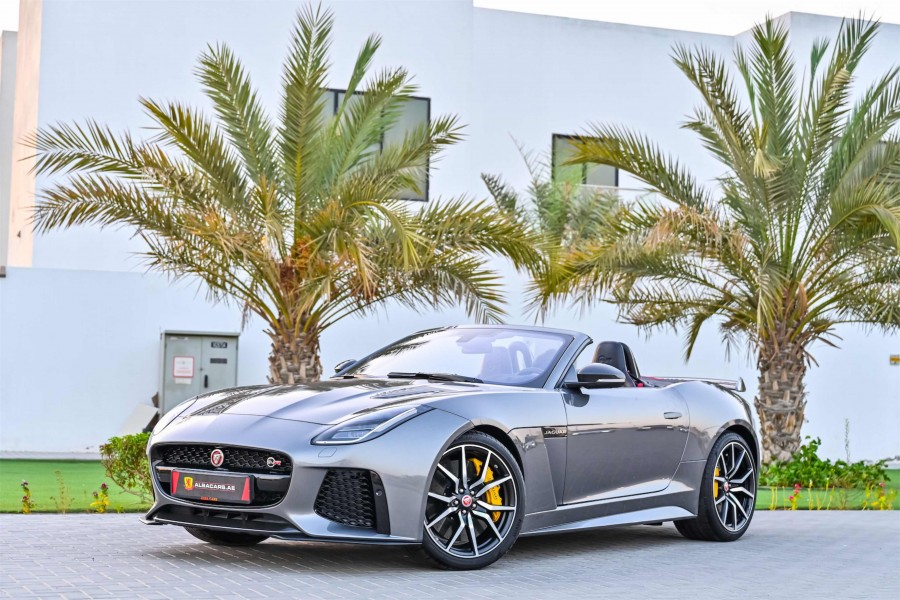 BRAND NEW Jaguar F-Type SVR 5.0L V8