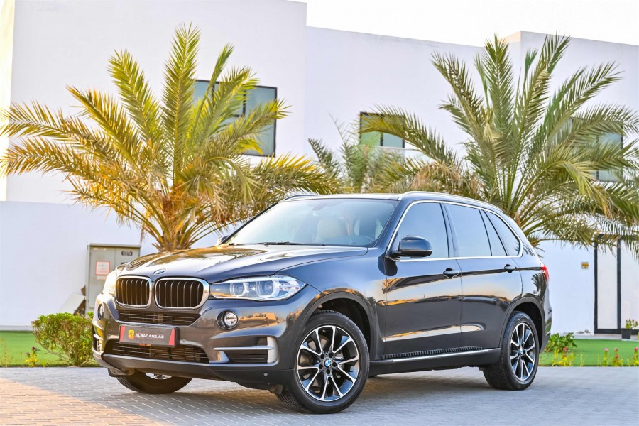 BMW X5 35i XDrive 7 Seats