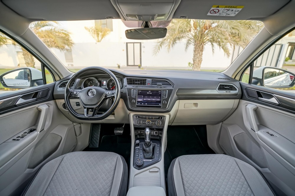 buy approved Volkswagen Tiguan without downpayment