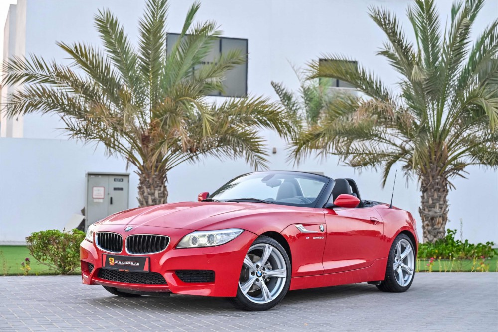 buy used BMW Z4 sDrive20i Convertible with warranty