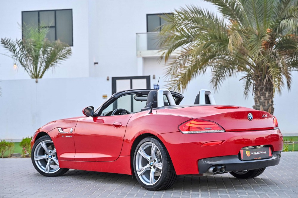 buy second hand BMW Z4 sDrive20i Convertible without downpayment