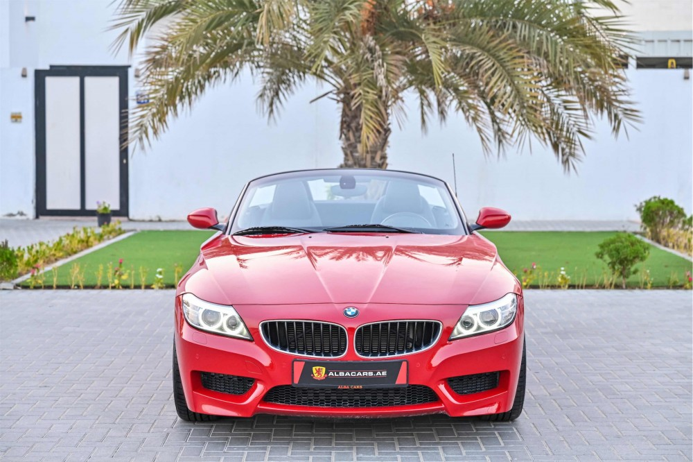 buy approved BMW Z4 sDrive20i Convertible in Dubai