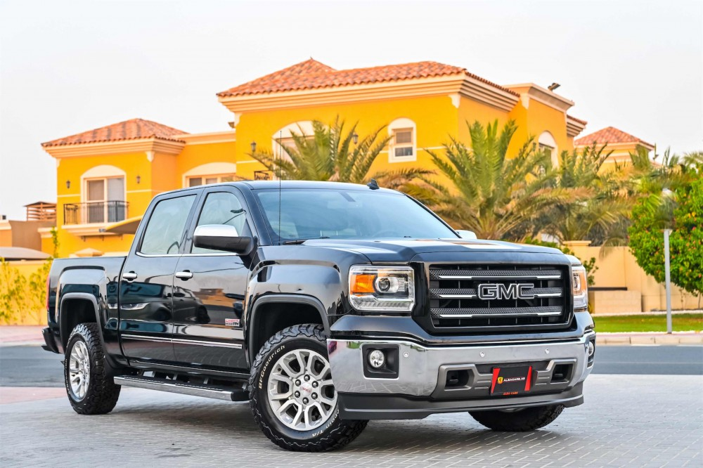buy used GMC Sierra Double Cab without downpayment
