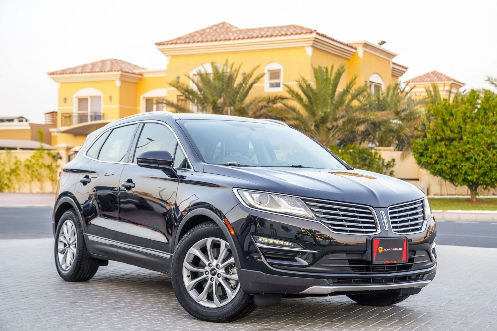 buy pre-owned Lincoln MKC with warranty