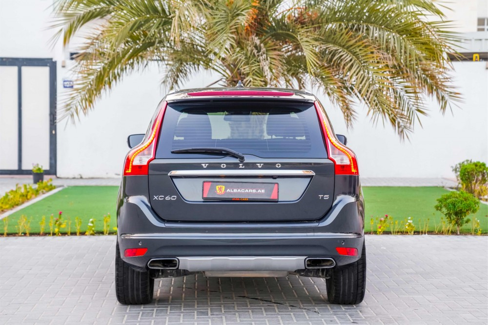 buy second hand Volvo XC60 with warranty