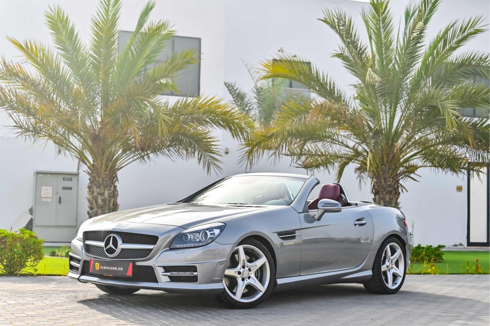 buy used Mercedes SLK200 with warranty