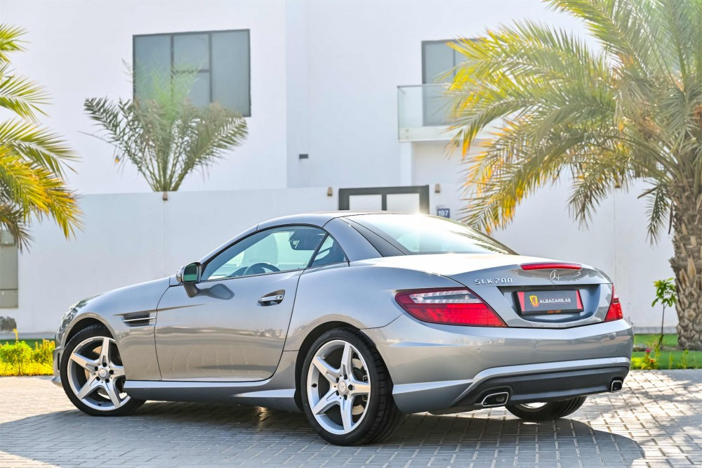 buy used Mercedes SLK200 without downpayment