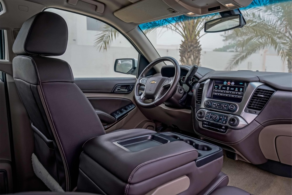buy second hand Chevrolet Tahoe with warranty