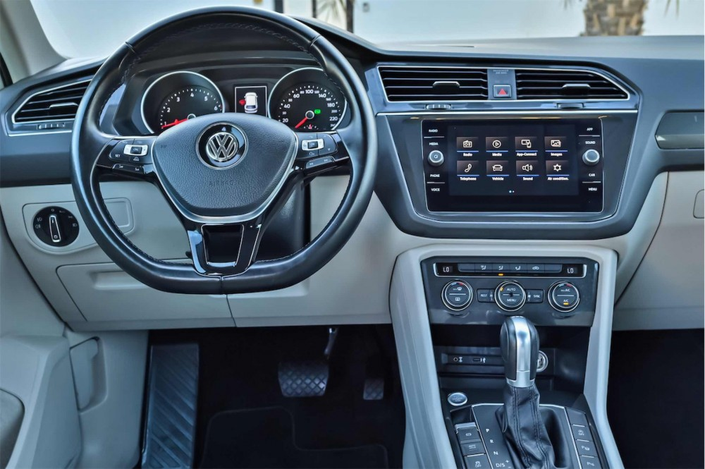 buy used Volkswagen Tiguan without downpayment