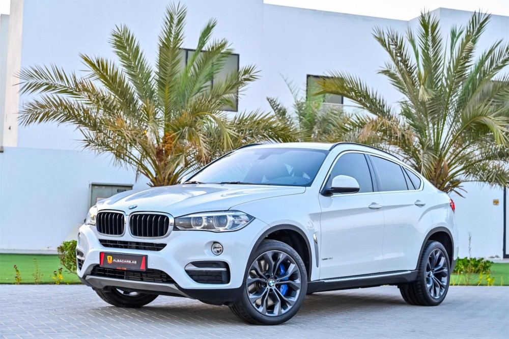 buy second hand BMW X6 xDrive35i V6 without downpayment