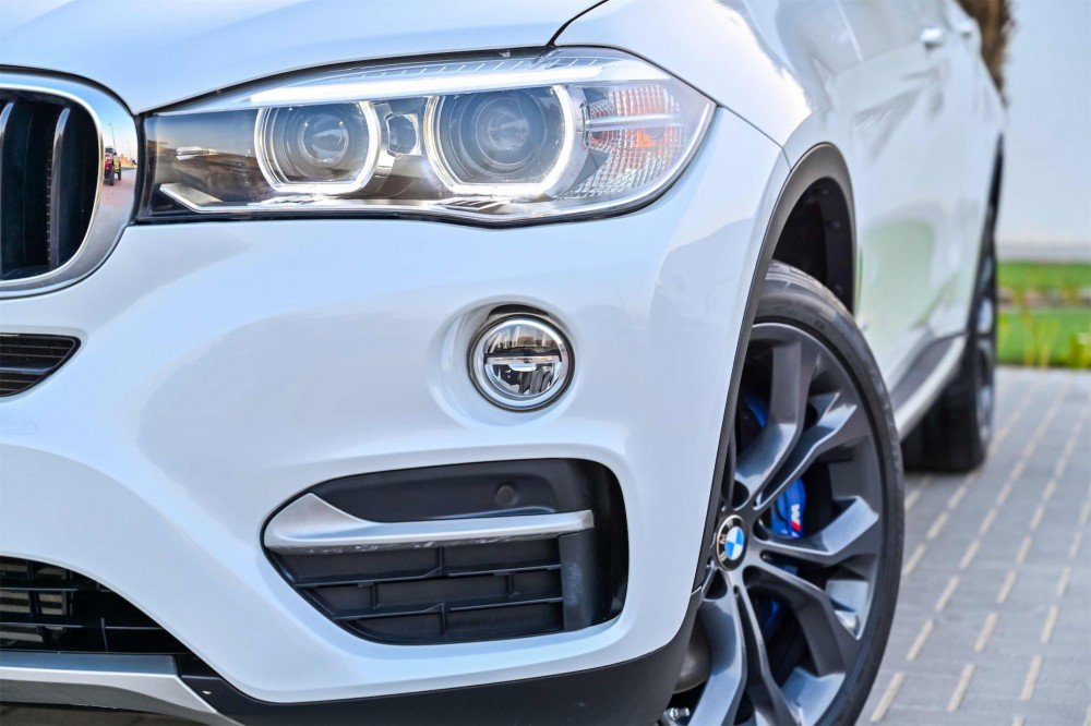 buy used BMW X6 xDrive35i V6 without downpayment