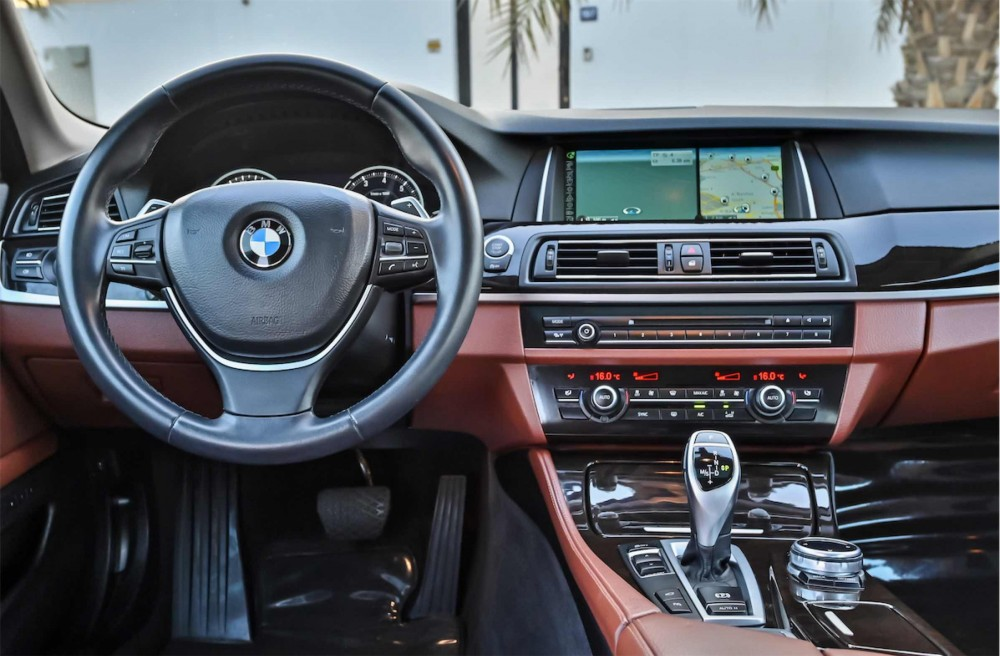 buy certified BMW 528i Luxury Line without downpayment