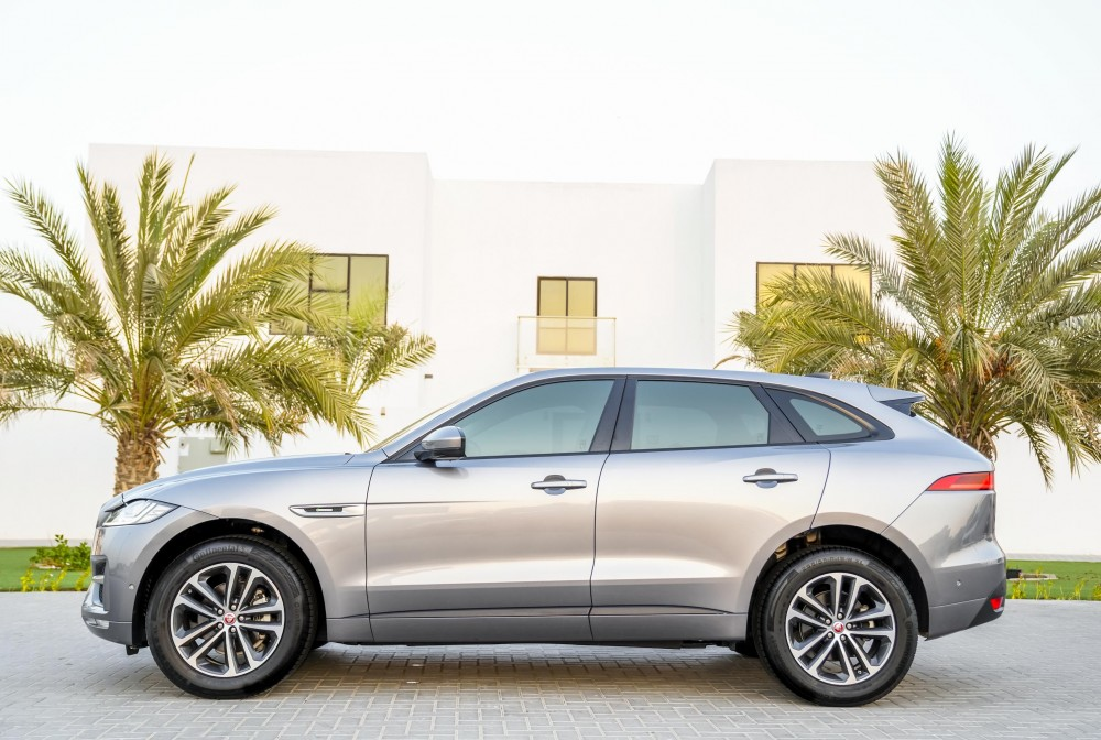 buy certified Jaguar F-PACE R Sport Agency Warranty and Service Contract with warranty