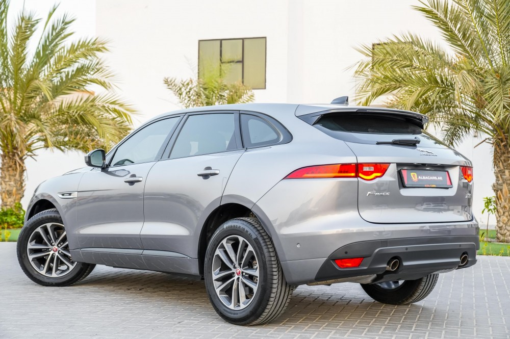 buy certified Jaguar F-PACE R Sport Agency Warranty and Service Contract without downpayment