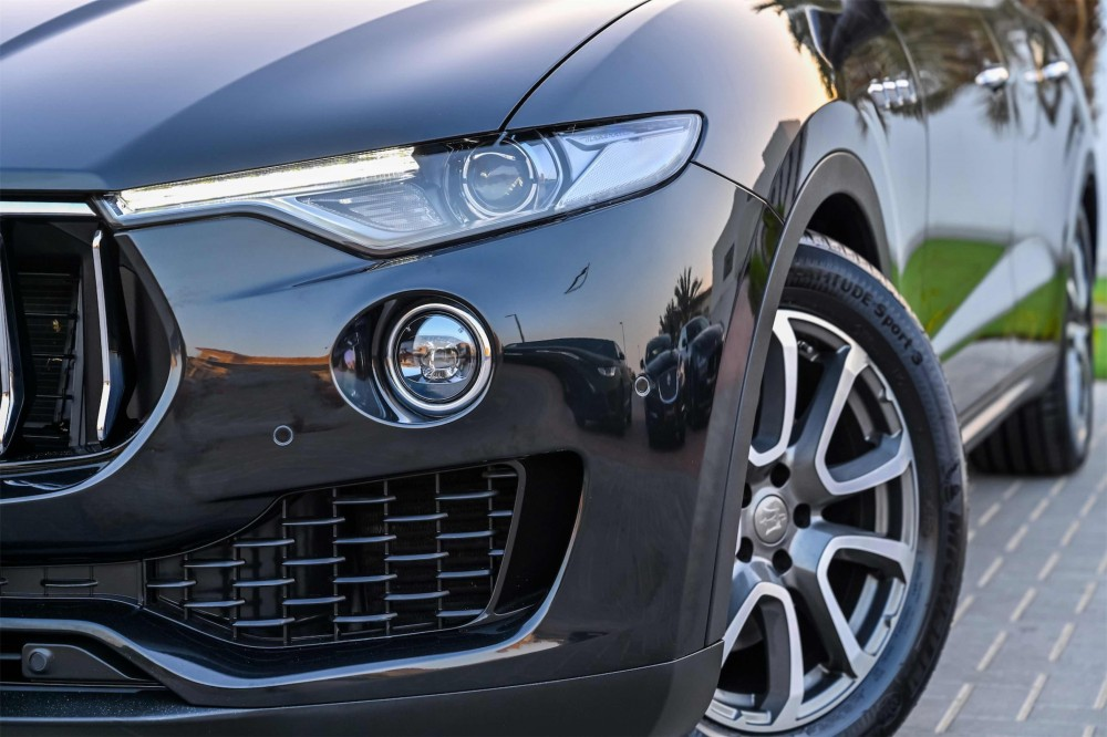 buy certified Maserati Levante S with warranty