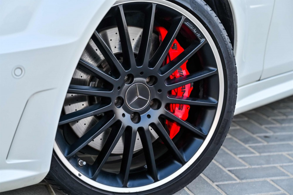 buy used Mercedes C63 AMG with warranty