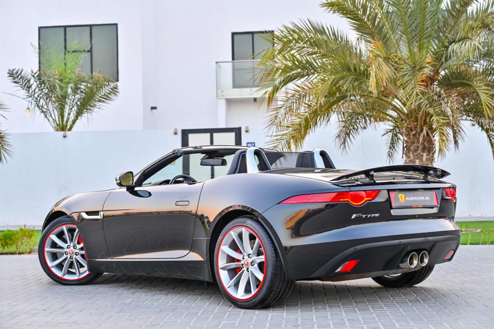 buy used Jaguar F-Type V6 Convertible without downpayment