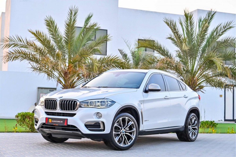 buy pre-owned BMW X6 xDrive50i M-Kit V8 in Dubai