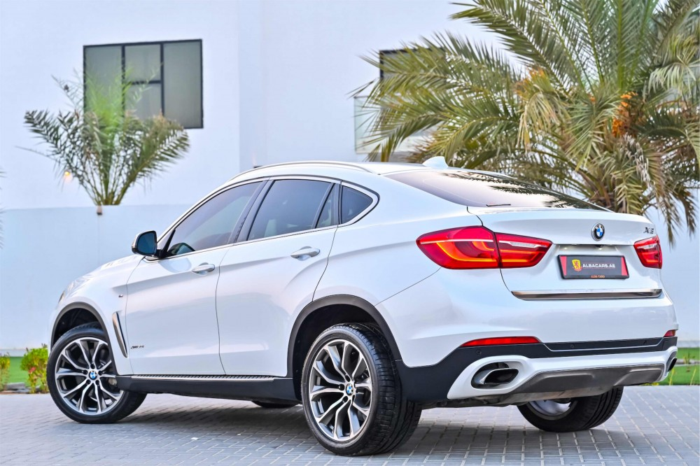 buy certified BMW X6 xDrive50i M-Kit V8 with warranty