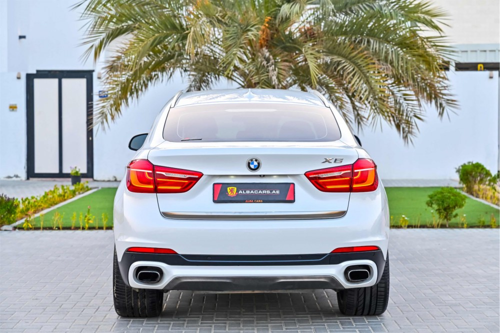 buy used BMW X6 xDrive50i M-Kit V8 with warranty