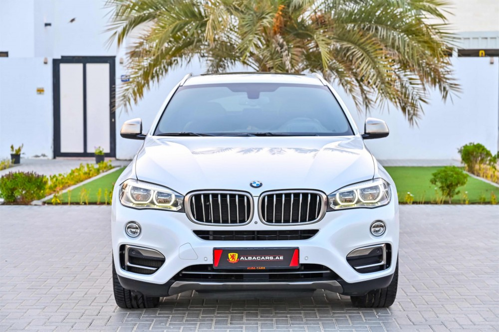 buy used BMW X6 xDrive50i M-Kit V8 in UAE