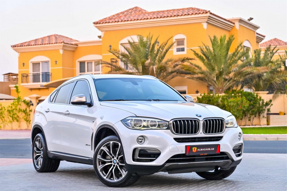 buy approved BMW X6 xDrive50i M-Kit V8 without downpayment