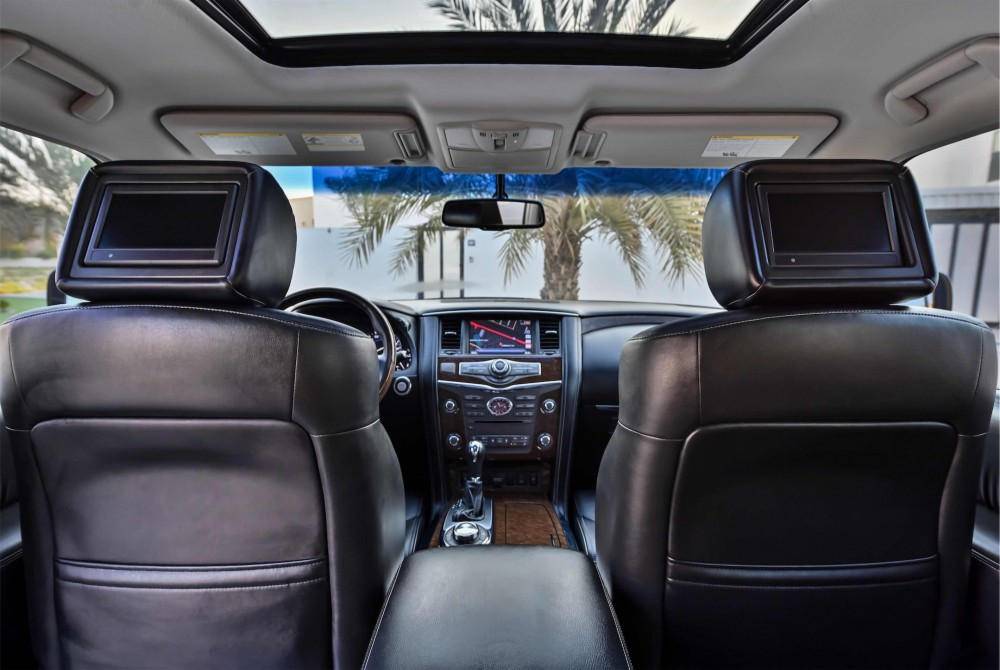buy certified Infiniti QX80 5.6L V8 without downpayment