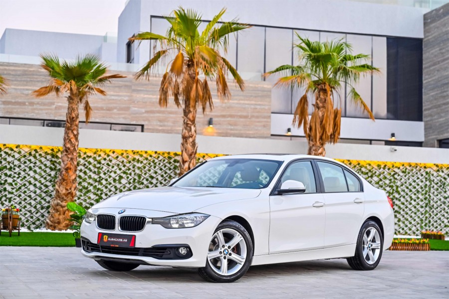 BMW 320i Agency Service Contract