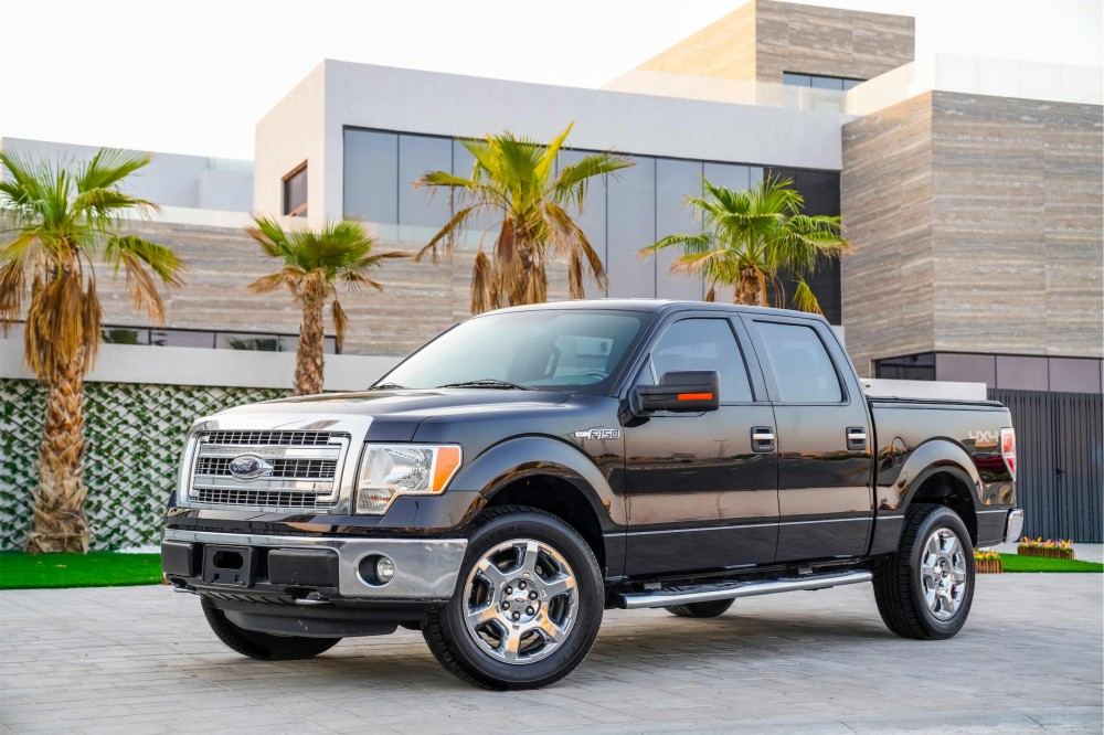 buy pre-owned Ford F150 without downpayment