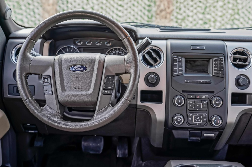 buy used Ford F150 in UAE