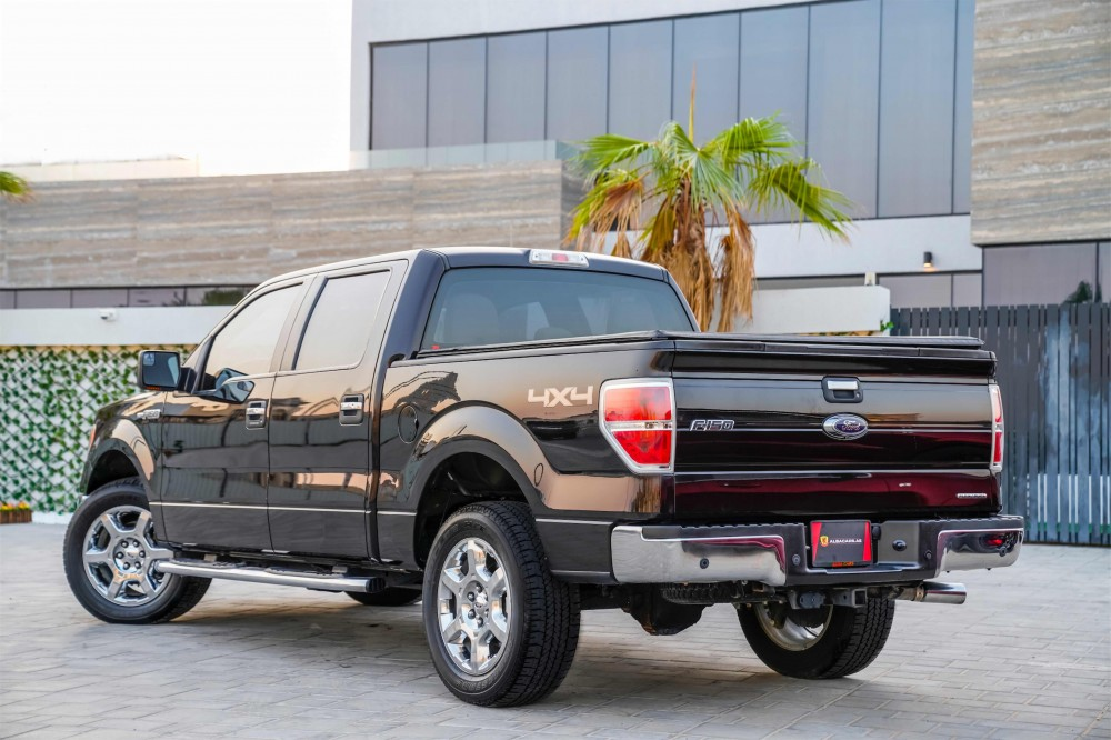 buy certified Ford F150 in Dubai