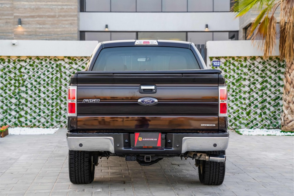 buy approved Ford F150 in UAE