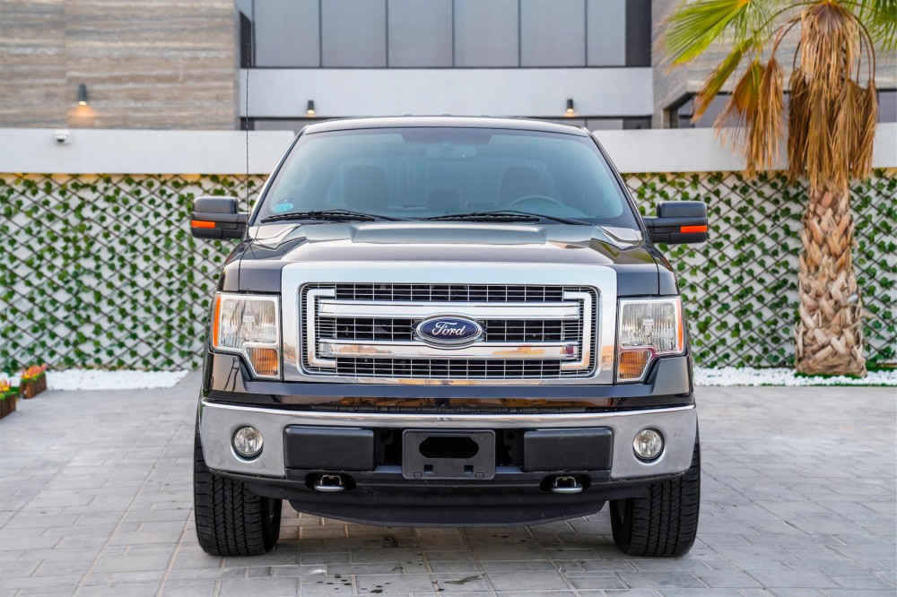 buy approved Ford F150 with warranty