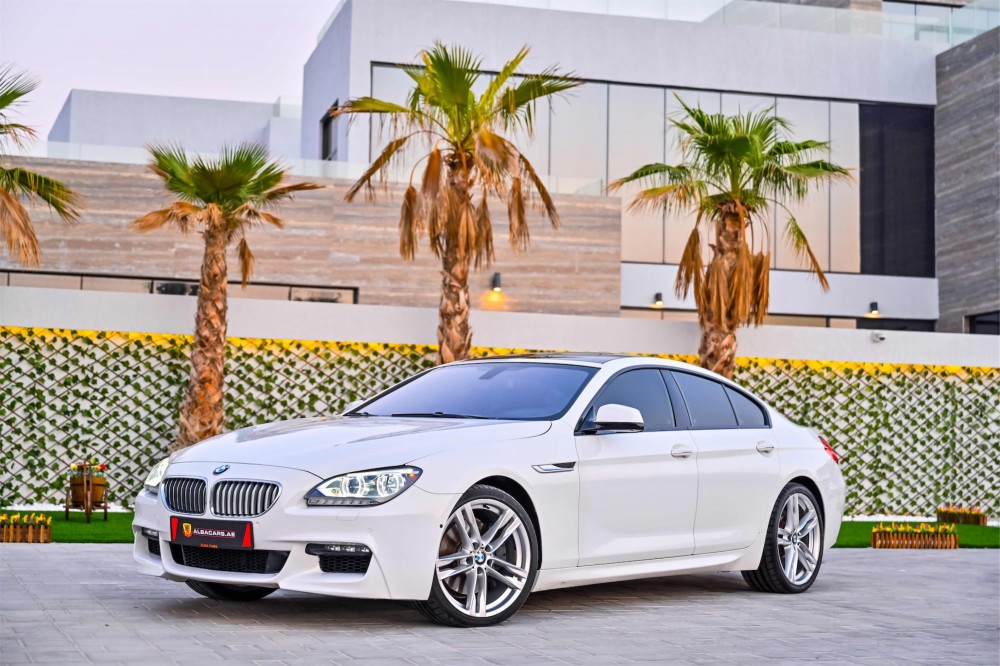 buy approved BMW 650i in UAE