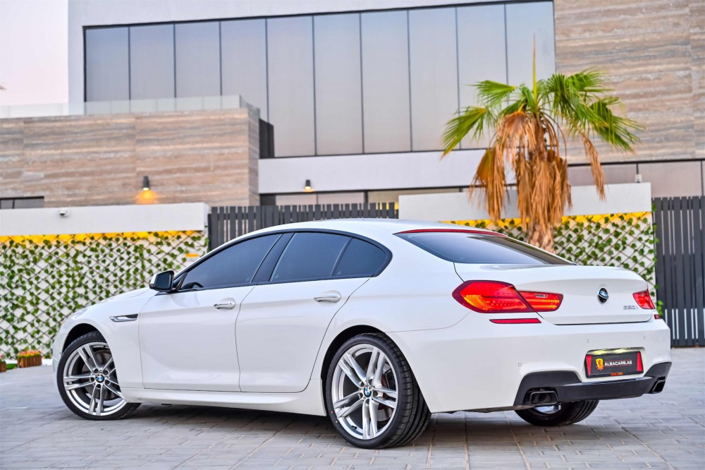 buy pre-owned BMW 650i in Dubai