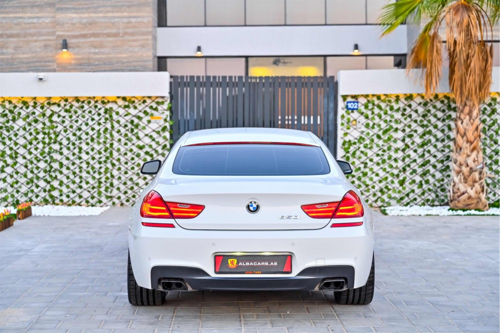 buy certified BMW 650i in UAE