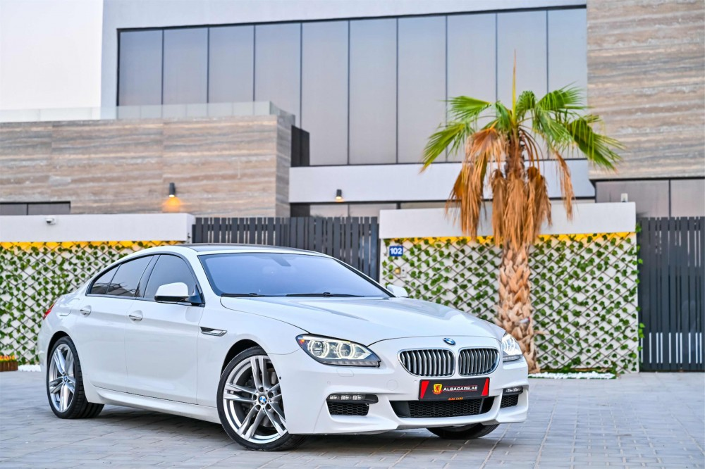 buy pre-owned BMW 650i with warranty