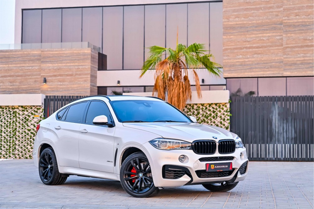 buy second hand BMW X6 xDrive50i M-Kit V8 in UAE