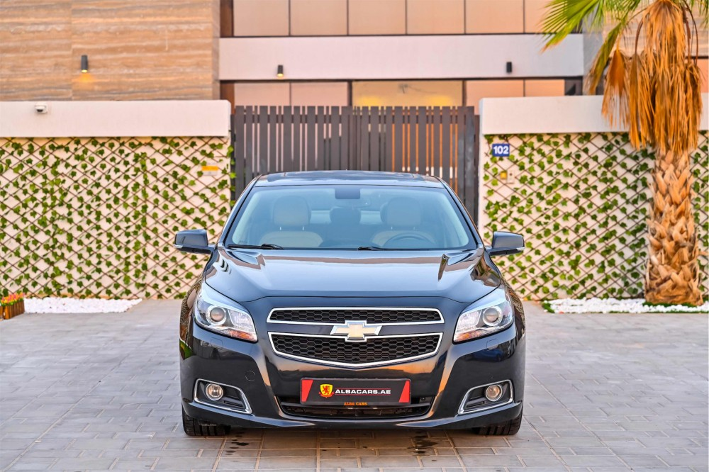 buy second hand Chevrolet Malibu LTZ without downpayment
